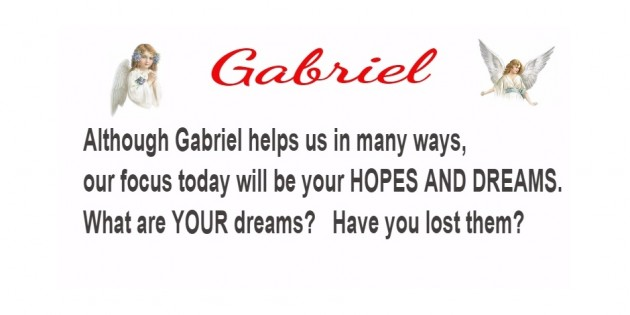 Angel of the day- Gabriel