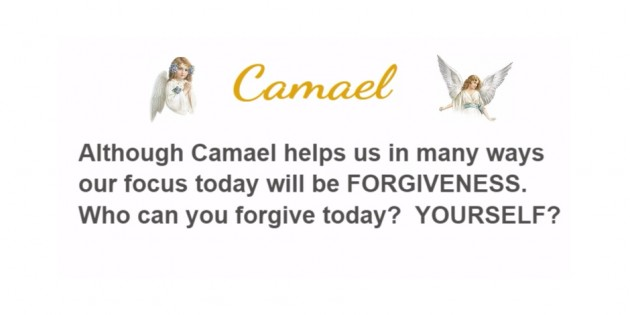 Camael- angel for Tuesday