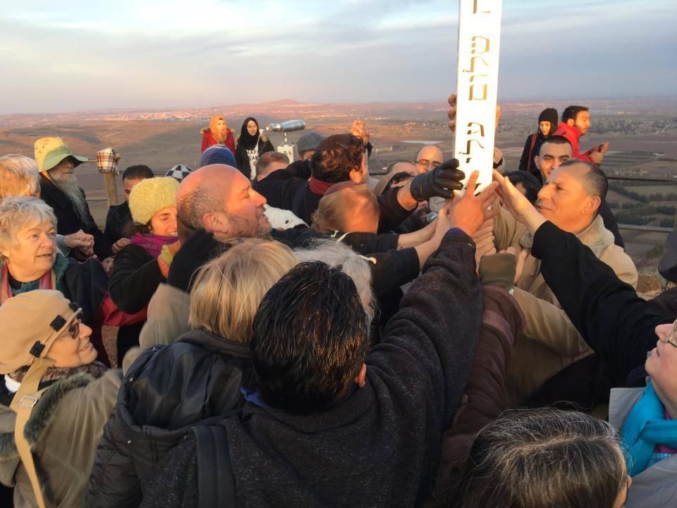 Peace Vigil Feb. 1, st 2015